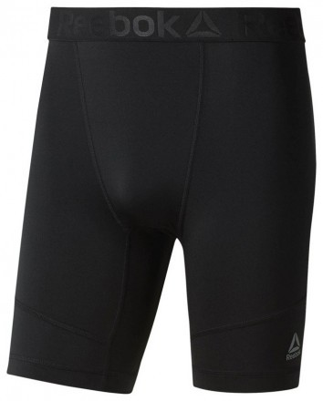 Reebok Worout Compression Brief Blackk
