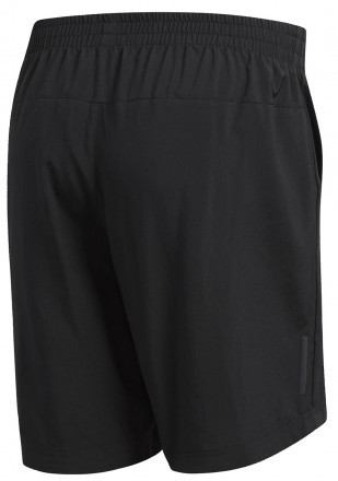 "Adidas Run It Short 5"" Black"