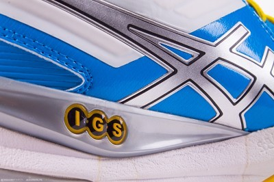 Asics Gel-Blast 6 4193 Diva Blue/Lighting/White buty do badmintona damskie