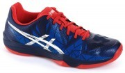 Asics Gel-Fastball 3 Blue White Red <span class=lowerMust>buty do badmintona</span>