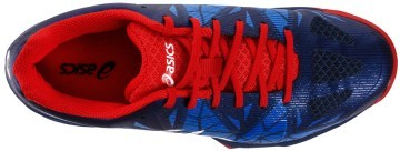 ASICS Gel-Fastball 3 Insignia Blue / White / Prime Red