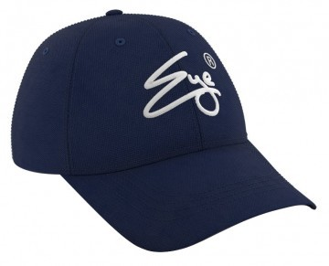 Eye Cap Navy/White