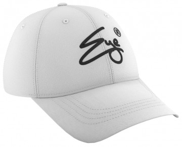 Eye Cap White / Black