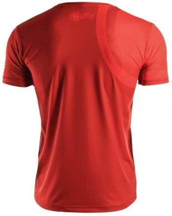 Eye T-Shirt Classic Red