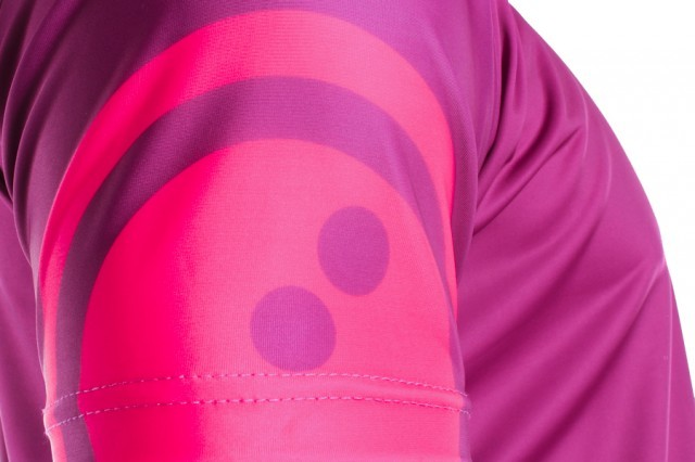 Eye T-Shirt Classic M.Hesham Purple