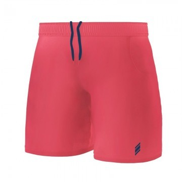 Eye Shorts Peach / Navy