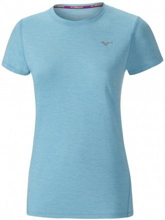 Mizuno Impulse Core Tee Blue