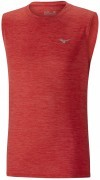 <span class=lowerMust>koszulka męska<br /></span> Mizuno Impulse Core Sleeveless Red