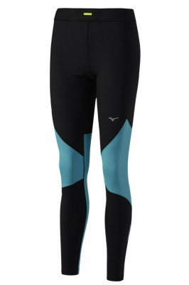 Mizuno Static BT Tight Black Tile Blue