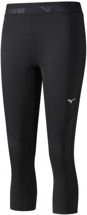 Mizuno Impulse Core 3/4 Tight Black