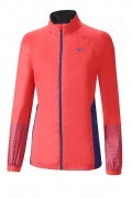 Mizuno Breath Thermo Jacket Coral