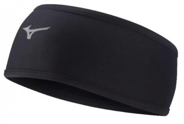 Mizuno Warmalite Headband Black