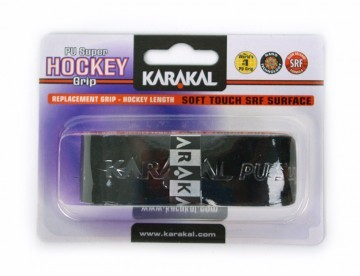 Karakal PU Super Grip Hockey Black