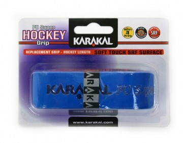 Karakal PU Super Hockey Grip Blue