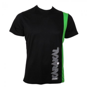 Karakal Club Tee Black / Green