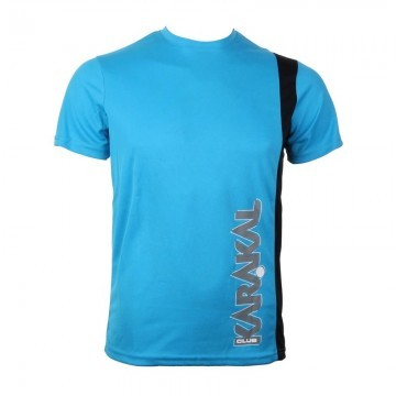 Karakal Club Tee Blue / Black
