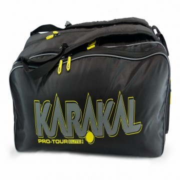 Karakal Pro Tour Elite 2.0 12R - Black
