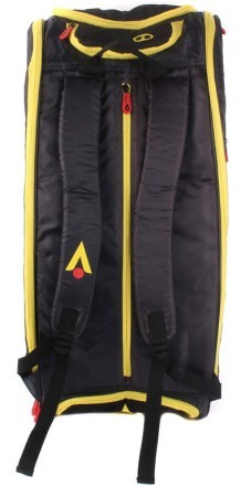 Karakal Thermobag Pro Tour Elite 2018 12R Black / Yellow