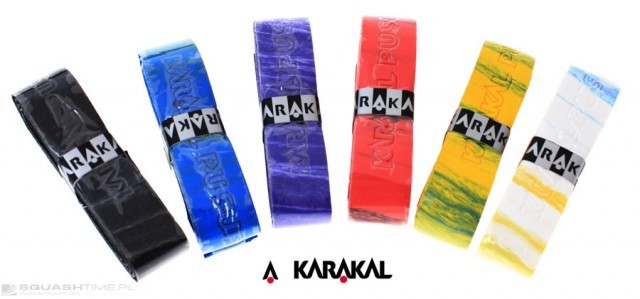 Karakal PU Super Grip Multikolor 1szt