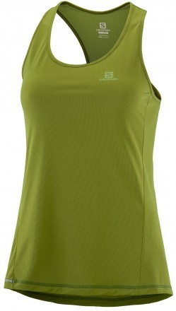 Salomon Agile Tank Avocado
