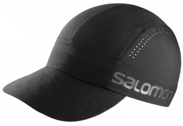 Salomon Czapka Race Cap Black