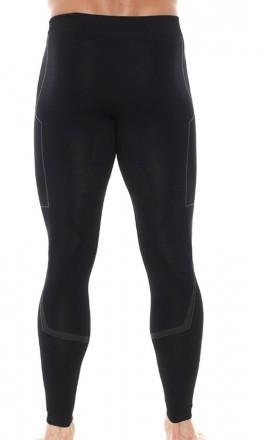3b2b29f3cd519d Brubeck Unisex spodnie Cooler czarne Brubeck Unisex spodnie Cooler czarne