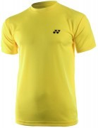 <span class=lowerMust>koszulka męska<br /></span> Yonex T-Shirt 100 Flash Yellow