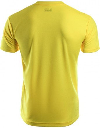 Yonex T-Shirt 100 Flash Yellow