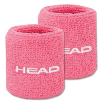 "Head Wristband 2,5"" Light Pink"