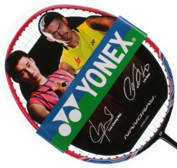 Yonex Nanoray 20 Black/Red