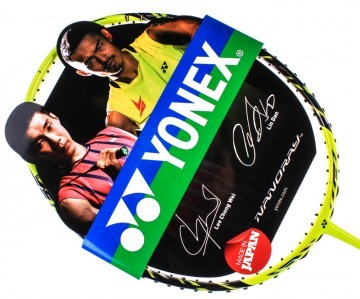 Yonex NanoRay Z-Speed Yellow