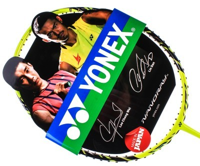 Yonex NanoRay Z-Speed Yellow rakieta do badmintona