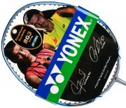 Yonex Nanoray 20 Silver/Blue <span class=lowerMust>rakieta do badmintona</span>