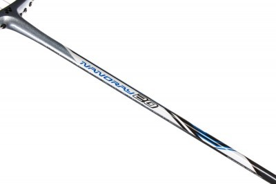 Yonex Nanoray 20 Silver/Blue rakieta do badmintona
