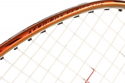 Yonex Nanoray 20 Silver/Orange rakieta do badmintona
