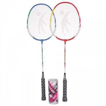 Nassau 2-Racket Set