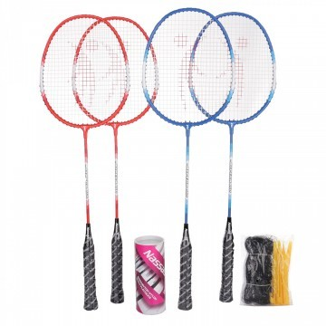 Nassau 4-Racket Set
