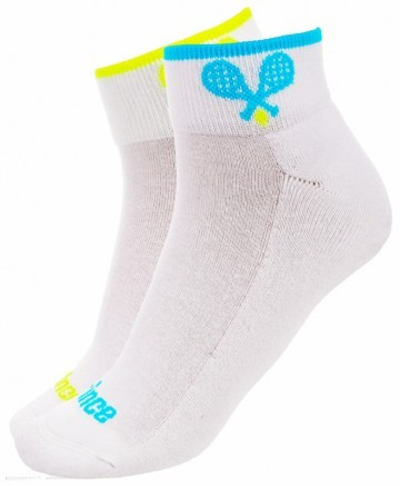 Prince Performance Socks Short Quarter Team 2 Pack