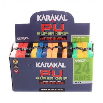 Karakal PU Super Grip Duo 24szt