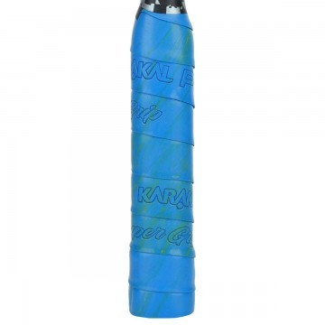 Karakal PU Super Grip Multi Blue / Yellow