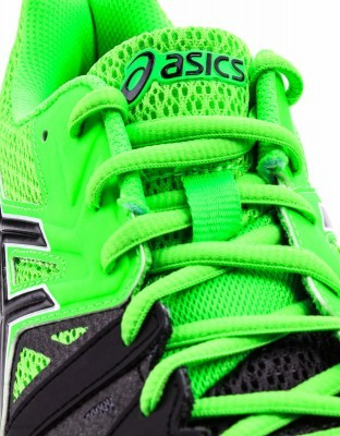 Asics Gel-Blade 5 8590 Green buty do badmintona