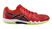 Asics GEL-BLADE 5 2390 Red <span class=lowerMust>buty do badmintona</span>
