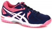 Asics Gel-Hunter 3 Indigo Blue/White/Azalea Pink <span class=lowerMust>buty do badmintona damskie</span>