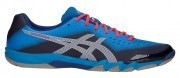 Asics Gel-Blade 6 Blue Black buty do badmintona