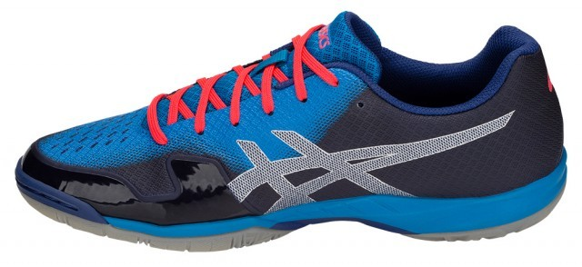Asics Gel-Blade 6 Blue Black