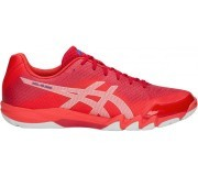 Asics Gel-Blade 6 Red White buty do badmintona