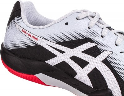 Asics Gel-Blade 6 Black / Silver buty do badmintona