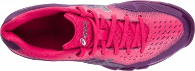 Asics Gel-Blade 6 Orchid / Pruple / Red buty do badmintona damskie