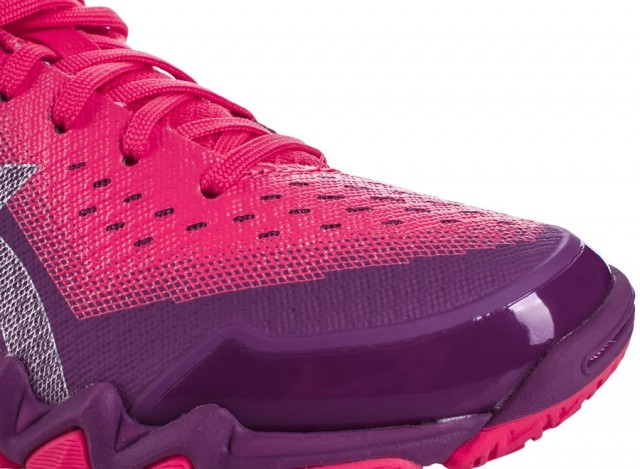 Asics Gel-Blade 6 Orchid / Pruple / Red