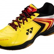 Yonex SBM Power Cushion 47 Men Yellow buty do badmintona